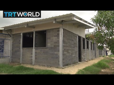 Money Talks: Lego homes solution for housing in Colombia