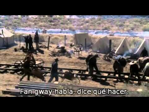 Into the West Cap 4 - Hell On Wheels - sub esp completo