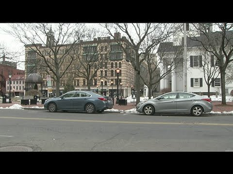 Another nor'easter means more parking bans