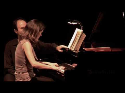 Ouverture de La Flûte enchantée; Die Zauberflöte. Au piano : Charlotte Gauthier; W.A. Mozart
