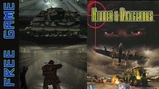 Hidden & Dangerous Free Download & Gameplay PC HD
