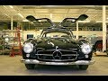 1955 Mercedes-benz 300 SL Restoration Project