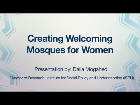 Part 3: Creating Welcoming Mosques for Women
