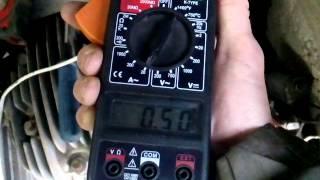 Замер тока ХХ на 380 вольт. Трансформатор для споттера и точечной сварки.(, 2015-08-05T05:54:15.000Z)