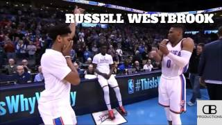"Russell Westbrook ""Not A Regular Person"" Mix"