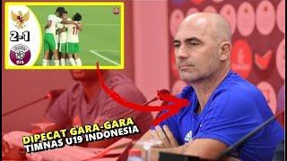 🔴Usai Pelatih Arab Saudi, Giliran Pelatih Qatar U-19 yang Dipecat Pasca Kalah dari Indonesia/Tidak