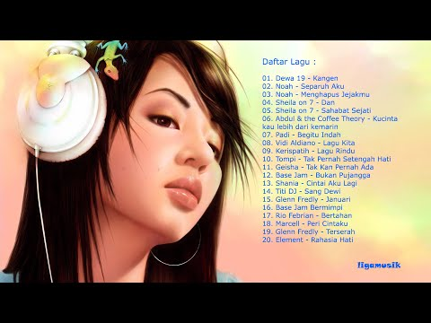 Kumpulan Lagu POP Terpopuler Indonesia 2016 Vol  1
