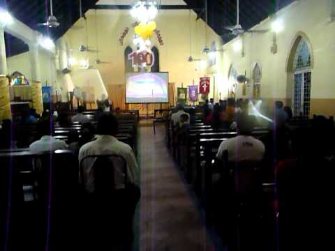 Sri Lanka,ශ්රී ලංකා,Ceylon,Colombo,Christian Church inside
