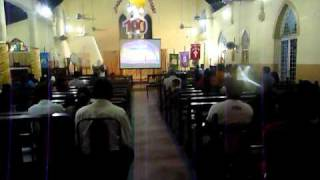 Sri Lanka,ශ්‍රී ලංකා,Ceylon,Colombo,Christian Church inside
