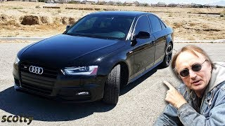 Here'S What It'S Like Driving A Supercharged Audi S4