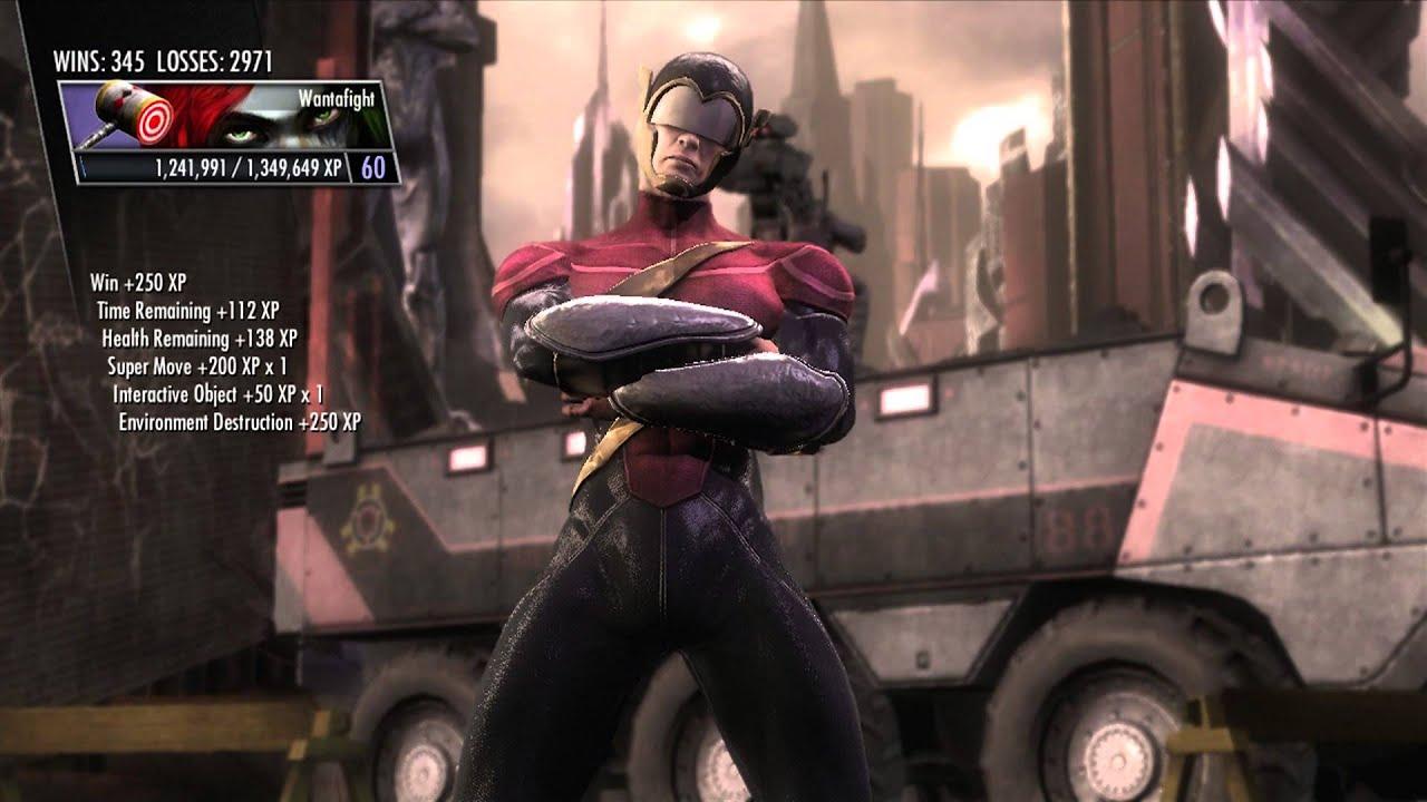earth 2 flash injustice - photo #1