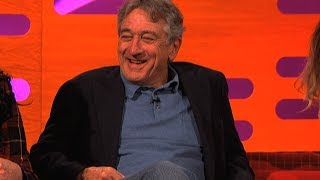 Robert De Niro gives acting advice - The Graham Norton Show: Series 14 Episode 3 Preview - BBC One