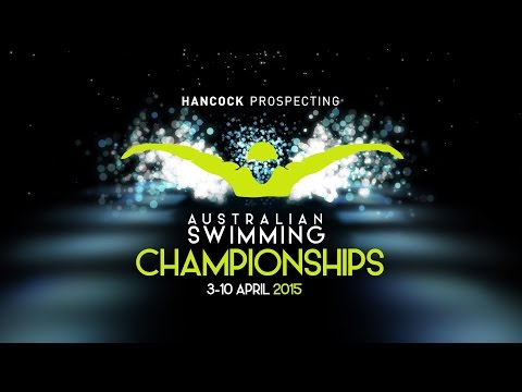 Hancock Prospecting 2015 Australian Swimming Championships - Day 1 Heats