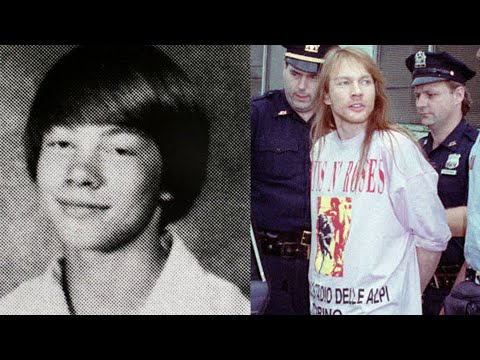 The Troubling History Of Axl Rose