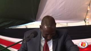 Ruto adds humuor to National Prayer Breakfast