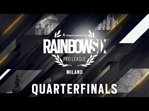 Rainbow Six Pro League Season 9 Finals - Milan | Day 1
