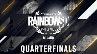 Rainbow Six Pro League Season 9 Finals - Milan | Day 1 thumbnail