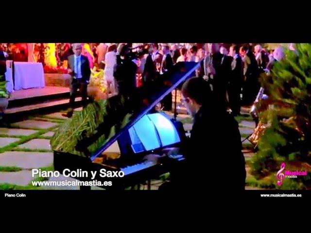 Piano Colin FINCA BUENAVISTA Bodas Murcia
