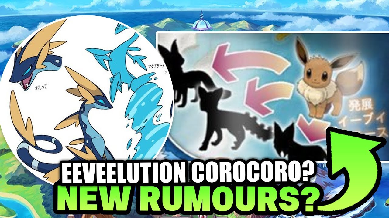 New Pokemon Sword And Shield Rumours Robot Scorbunny Evolution