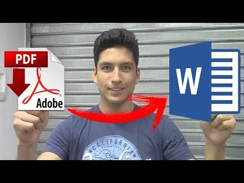 como-convertir-un-pdf-a-word-sin-programas