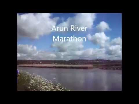 My Arun River marathon 2015