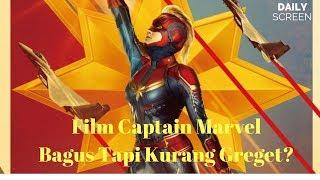 Captain Marvel Review - Brie Larson Buktikan Pantas Sebagai Carol Danvers!