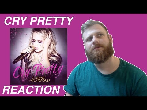 Cover Lagu Carrie Underwood - Cry Pretty | Reaction STAFABAND