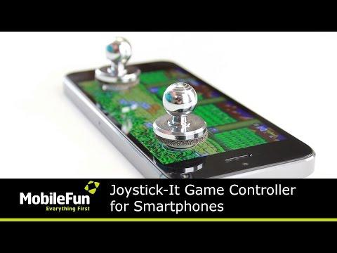 Joystick-It Game Controller for Smartphones