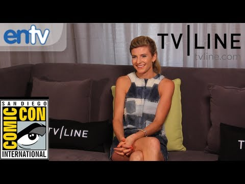"Viva Bianca On Her ""Spartacus"" Death, ""Not Dead Enough"" & Possible Return at Comic-Con 2012"