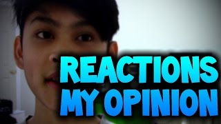 My Opinion On YouTube Reaction Videos