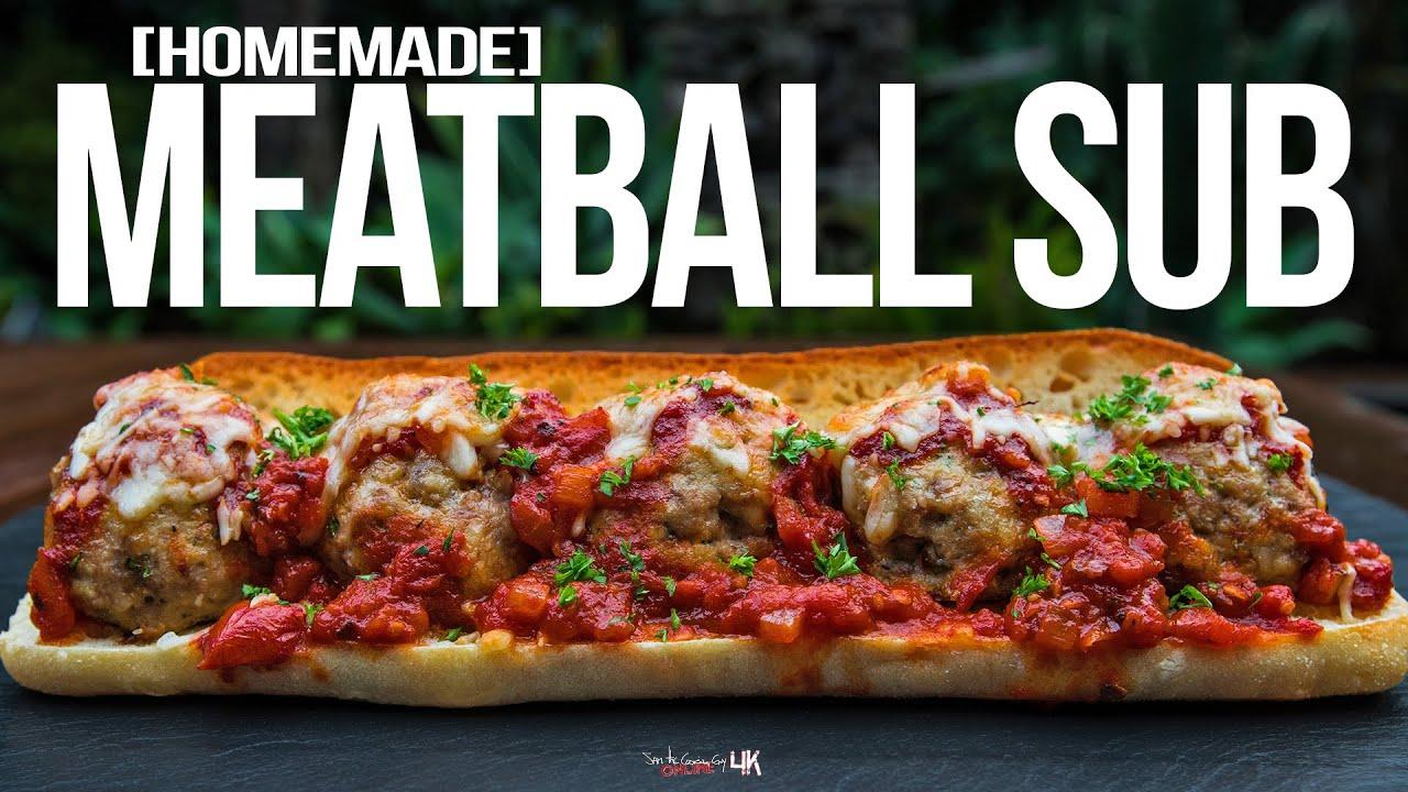The Best Meatball Sub Recipe