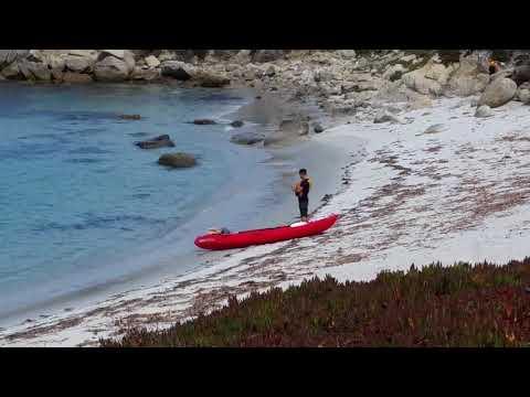 Asian Tourists Trespassing Monterey Bay Marine Sanctuary