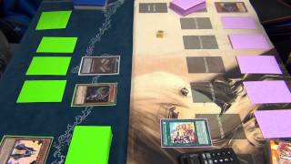 Yugioh Duel - New Format January 2014 - Harpies vs Madolche - Game 1