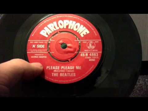 Beatles Vinyl Collection: SINGLES 1961-1963