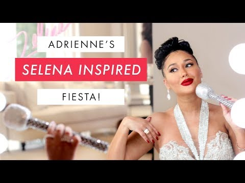 Adrienne Houghton's Selena Inspired Party   All Things Adrienne