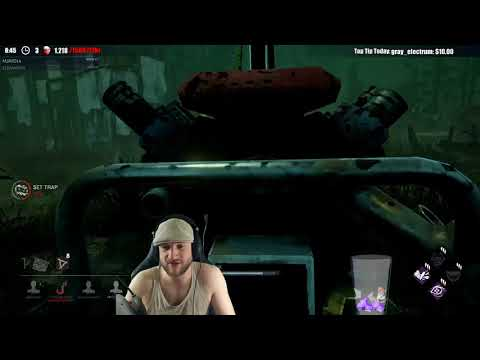 Dead by Daylight WITH...HAG - I HATE THIS TYPE OF PLAYER!
