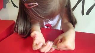 Урок чтения, письма и счёта. Дети 3,5 лет. Бостон, США