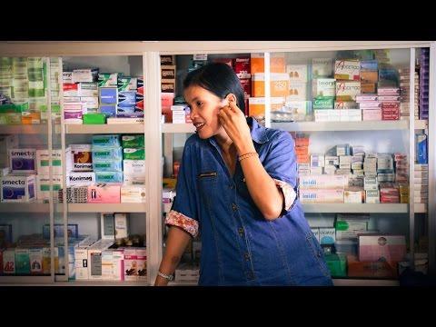 Dalin's story: training private healthcare providers in Cambodia