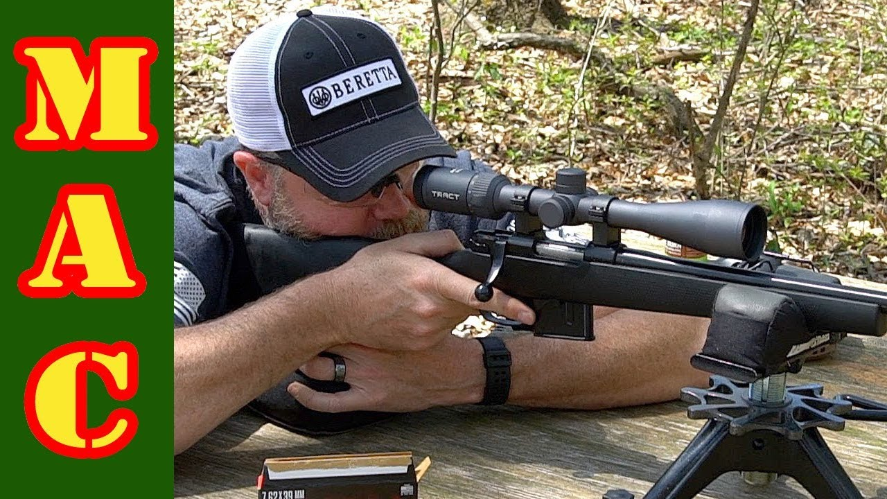 Mini-Mauser: Spending Some Time with the CZ 527 in 7 62x39