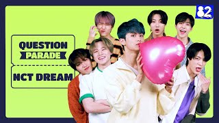 (CC)🤪Chaotic 7 DREAM Meets Our Chaotic InterviewㅣHot SauceㅣQuestion Parade w/ NCT DREAM