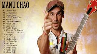 Manu Chao Sus Mejores Exitos - Manu Chao 30 Grandes Éxitos