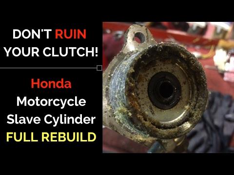Honda CBR 1100 XX Super Blackbird 1998 Tourmax Clutch Master Cylinder Push Rod