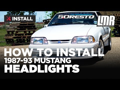 Headlight Switch for 87-93 Ford Mustang