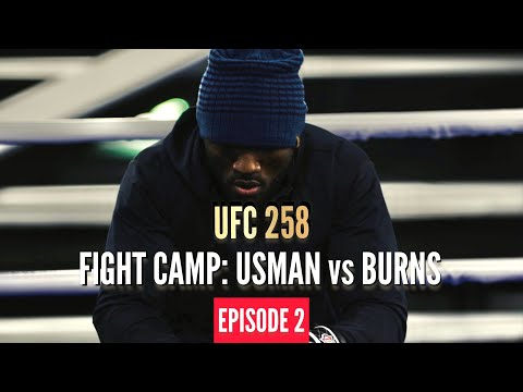 """New episode just dropped: """"The Nightmare: Usman vs Burns // Episode 2"""""""