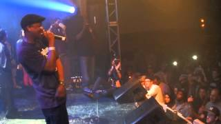 "Devin the Dude Live in Dallas 3-9-13 ""Doobie Ashtray"""