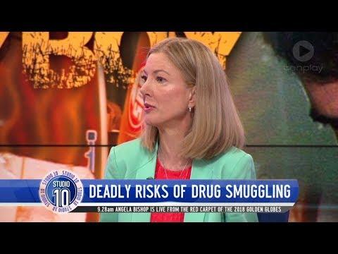 The Lives & Risks Of Drug Smugglers | Studio 10