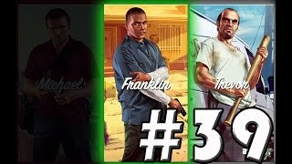 Grand Theft Auto 5 Playthrough | #39 | Delivering the last of Devin