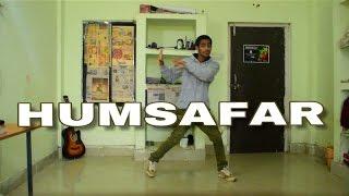 Humsafar dance cover| badrinath ki dulhaniya |akhil sachdeva
