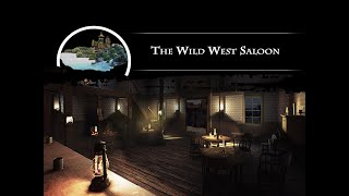 The Wild West Saloon