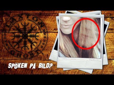 Spöken På Bild S2E13 - Spökansikte i håret! - LaxTon Ghost Sweden